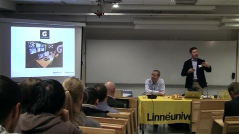 Thumbnail for entry Masterprogrammet i sociala medier och webbteknologier - Svenska