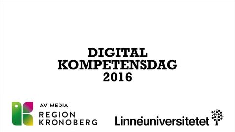 Miniatyrbild för inlägg DIGDAG - 2016