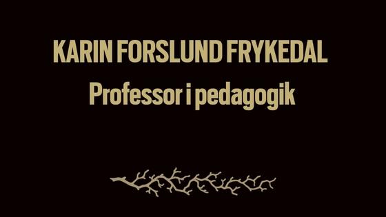 Video thumbnail for Karin Forslund Frykedal Master 49283c94d0155