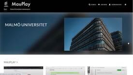 Thumbnail for entry Ladda upp befintlig mediafil på MauPlay