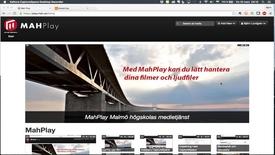 Thumbnail for entry Dela material med kollegor