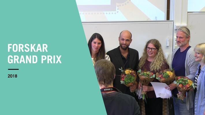 Forskar Grand Prix 2018