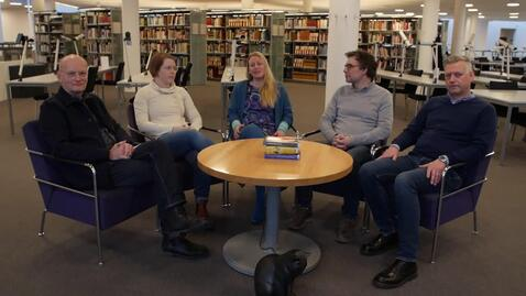 Miniatyr för inlägg LoungeTalks om nya system på biblioteket -  Del 1