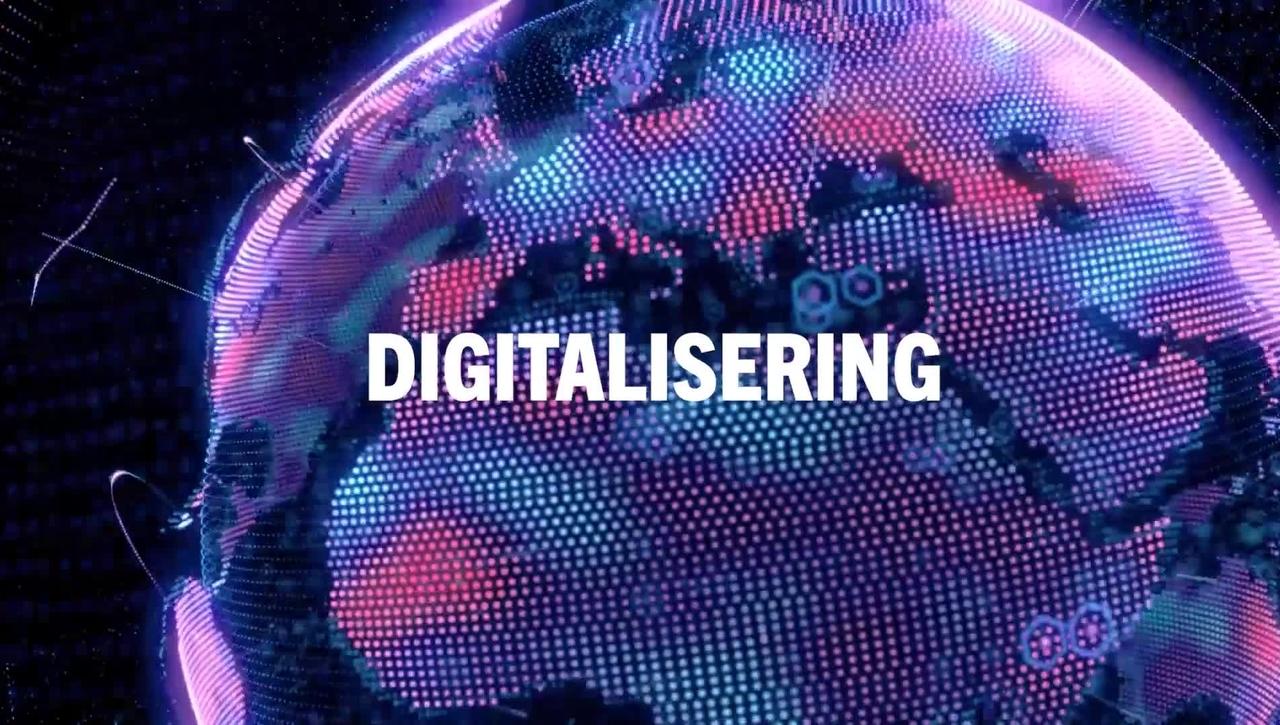 Den digitala omställningen
