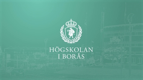 Miniatyr för inlägg Högskolan i Borås