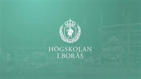 Miniatyr för inlägg Högskolan i Borås