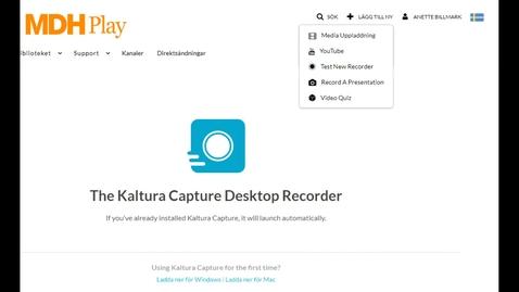 Miniatyr för inlägg Kaltura Capture recording - november 18e 2019, 2:28:23 pm