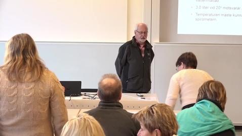 Miniatyr för inlägg Föreläsning Hans Hedenström 3