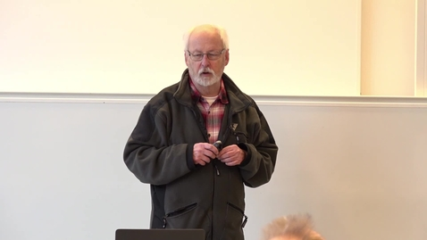 Miniatyr för inlägg Föreläsning Hans Hedenström 2