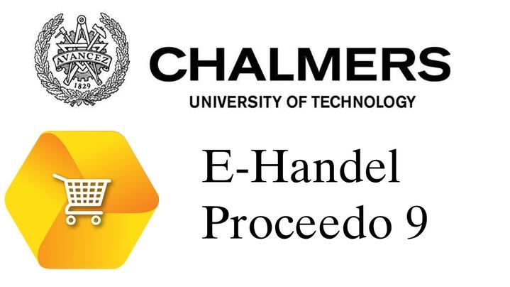 Miniatyr för kanal E-Handel  -  Proceedo 9