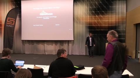 Thumbnail for entry Hur man bygger världens största LAN-party - Daniel Wennberg
