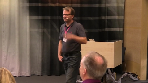 Thumbnail for entry Praktiska saker inför inkoppling och övergång till nya nätet - Magnus Bergroth, SUNET