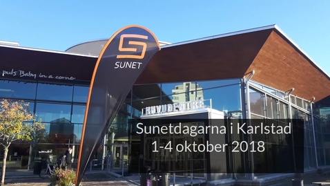 Thumbnail for entry Sunetdagarna i Karlstad: David Heed