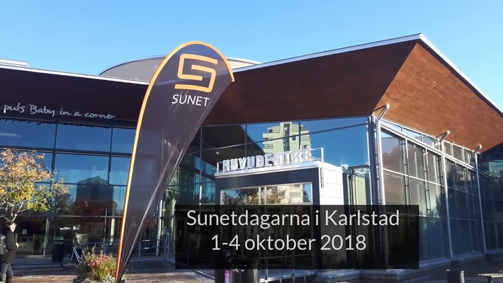 Sunetdagarna i Karlstad: Niklas Frost