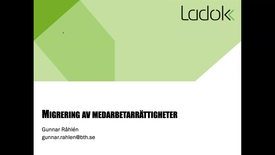 Miniatyr för inlägg Supportstuga: Migrering av medarbetarrättigheter