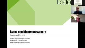 Miniatyr för inlägg Supportstuga: Migrationsverket