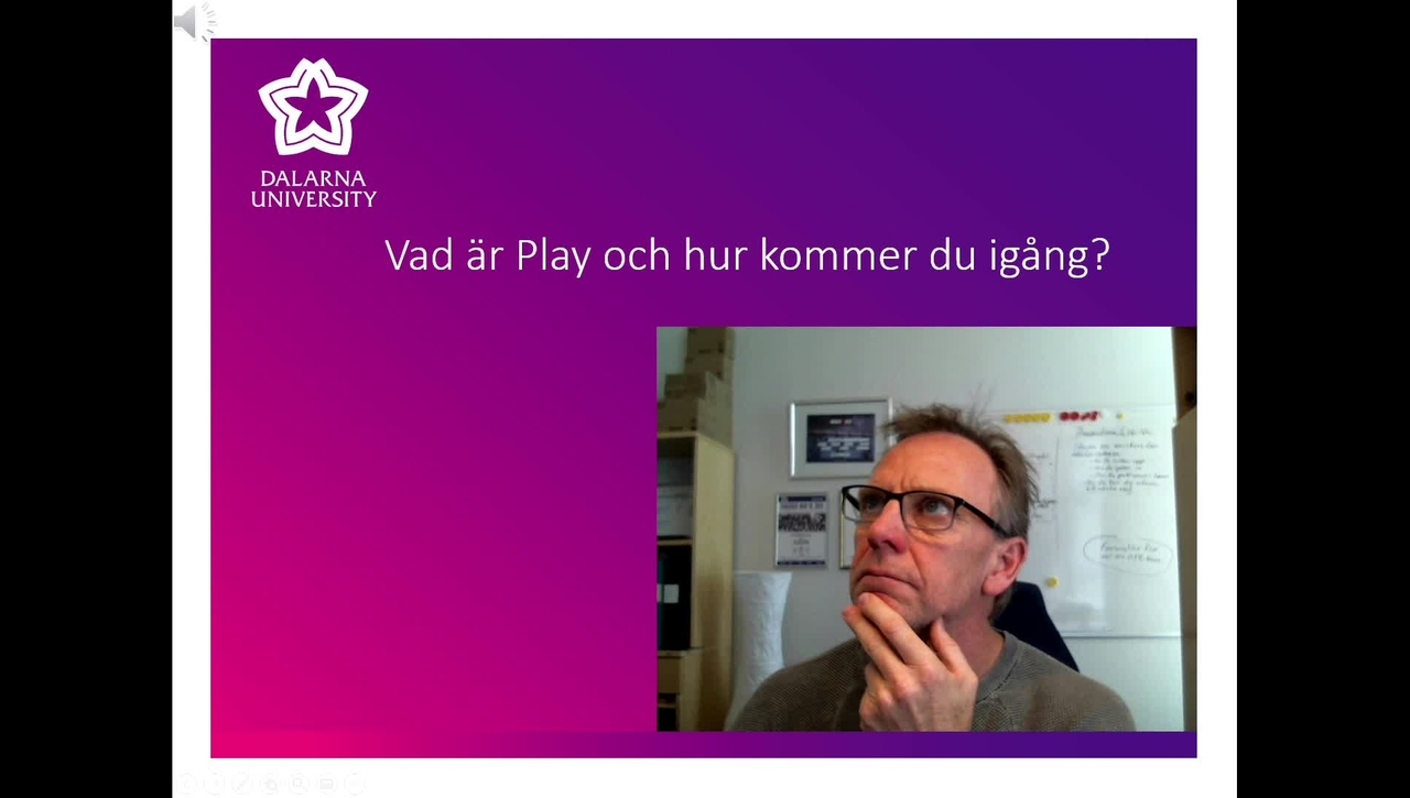 Vad är Play och hur kommer du ...